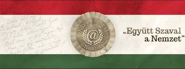Újra részt veszünk az EGYÜTT SZAVAL A NEMZET c. nemzeti összetartozást erősítő online szavaláson